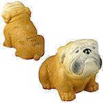 Bulldog Stress Balls